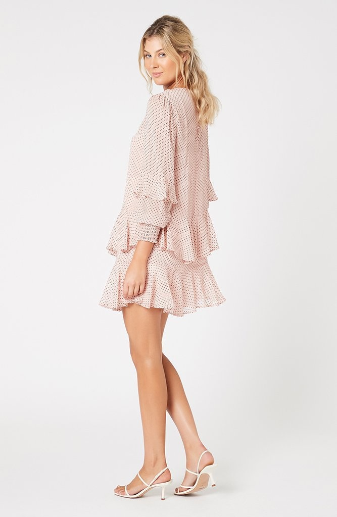 Mink Pink Be Someone Dress