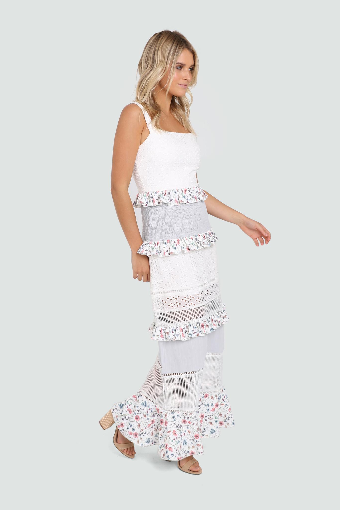 Lost In Lunar Penelope Maxi Dress