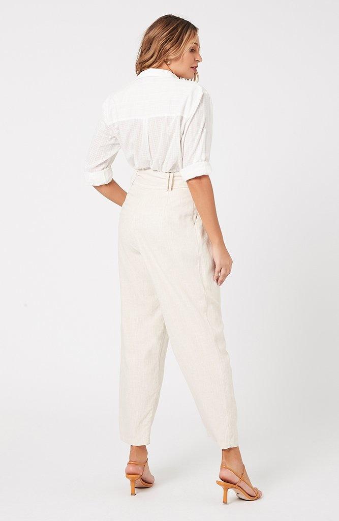 Mink Pink Linen Trousers