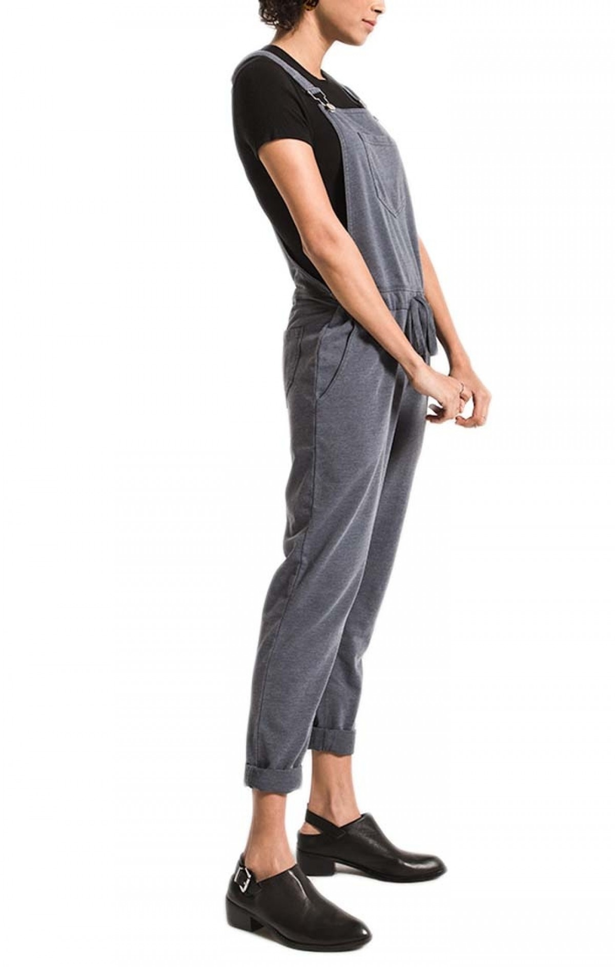 Z Supply The Overalls - Slate Grey