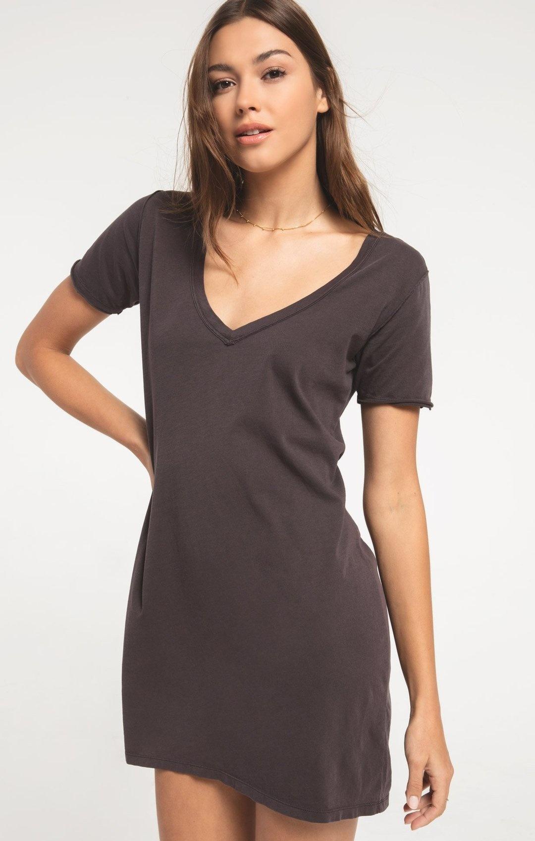 Z Supply Organic Cotton Tee Dress