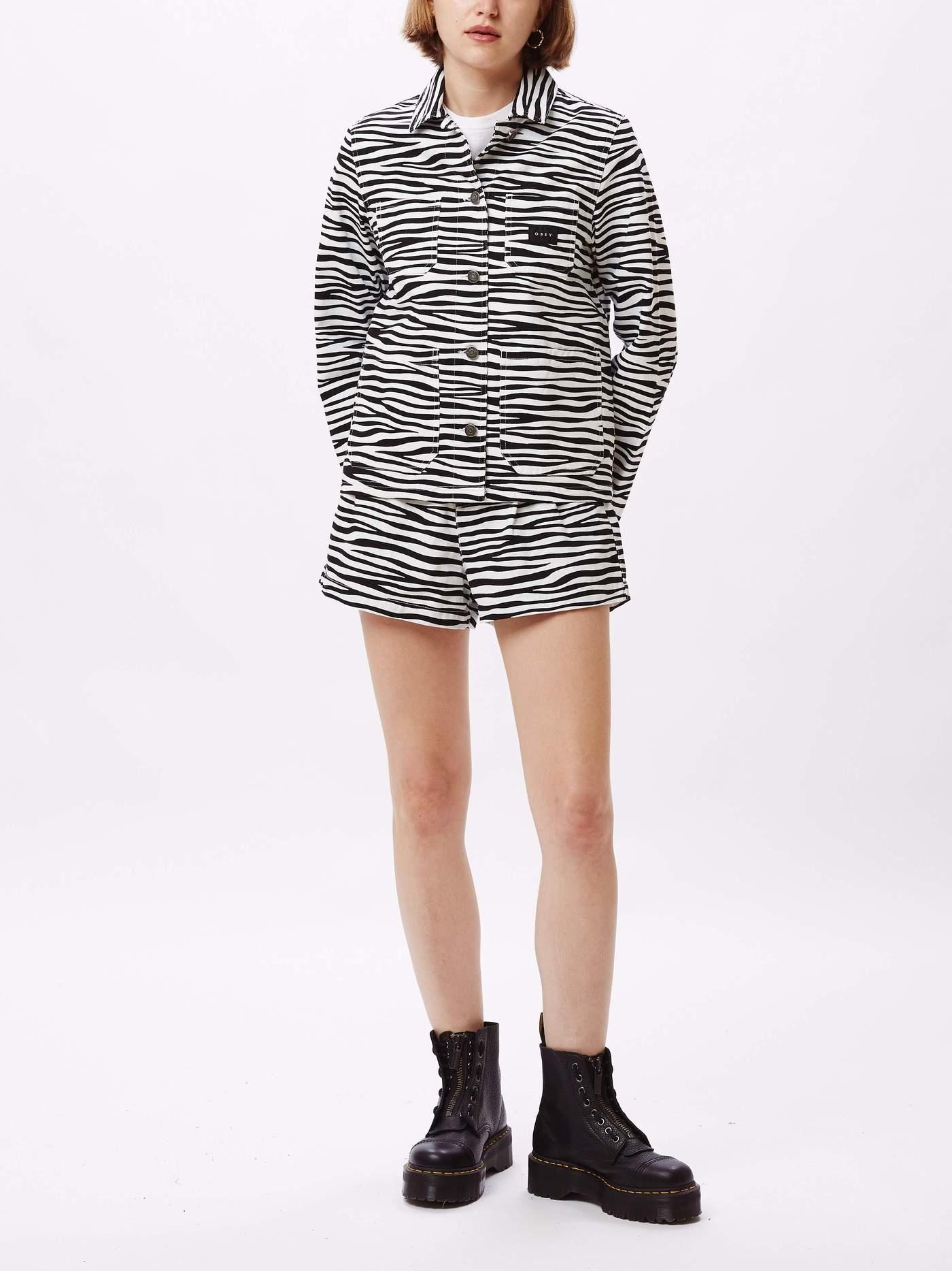 OBEY Slacker Chore Coat