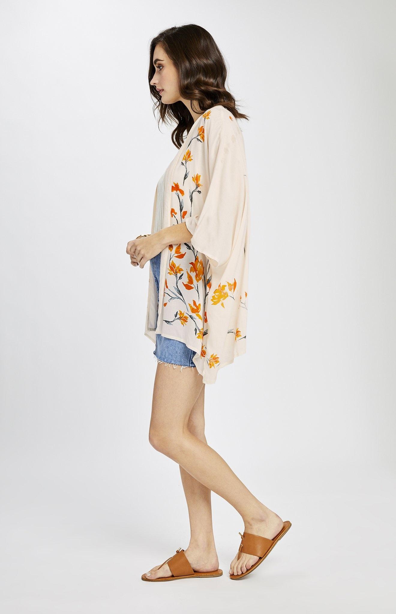 Gentlefawn Tranquil Kimono