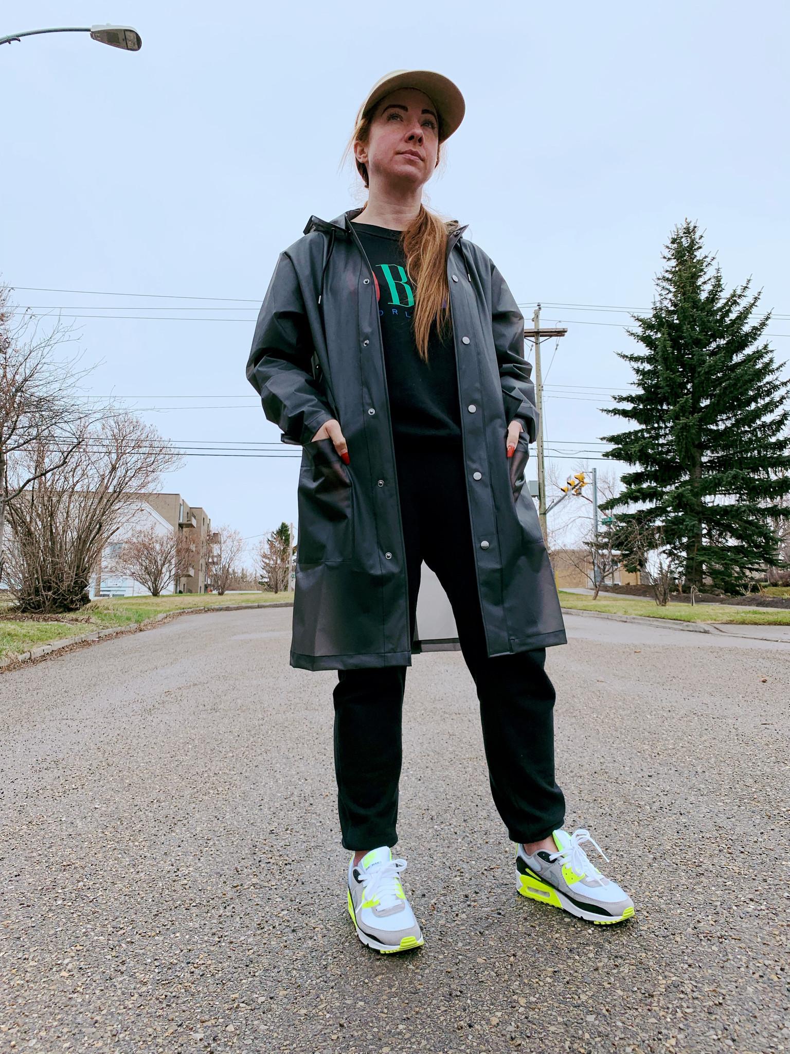 Rains Foggy Raincoat
