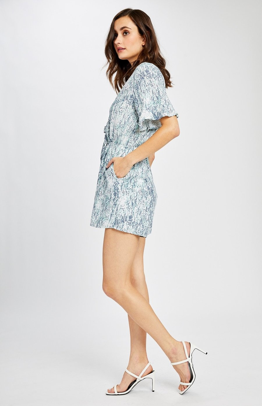 Gentlefawn Astral Romper Navy