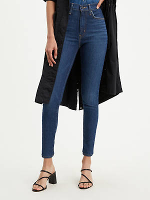 Levi's Candiani Mile High Super Skinny - Catch Me Outside