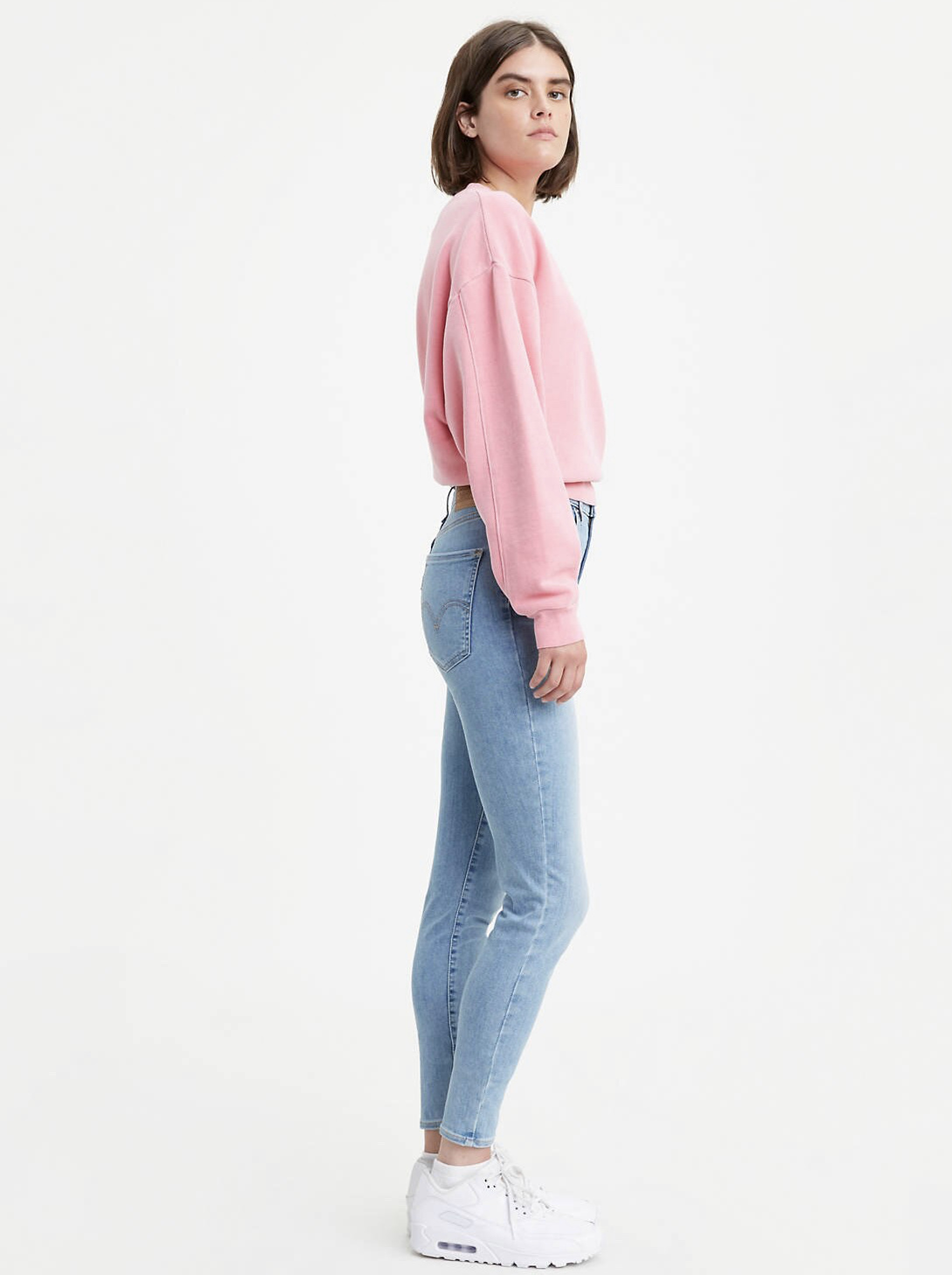 Levi's Mile High Super Skinny - Between Space And Time