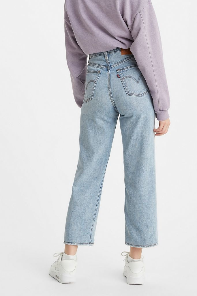 Levi's Ribcage Ankle Straight