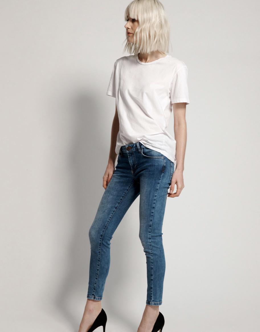 One Teaspoon Freebirds II HW Skinny Jean