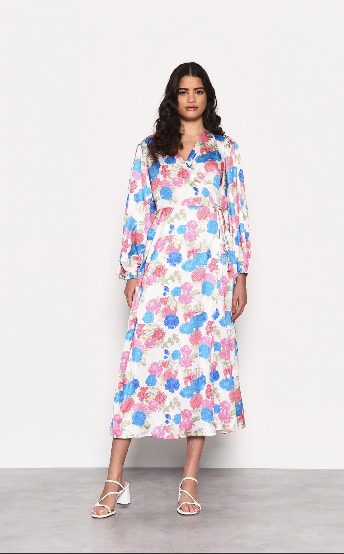 Penelope Wrap Dress