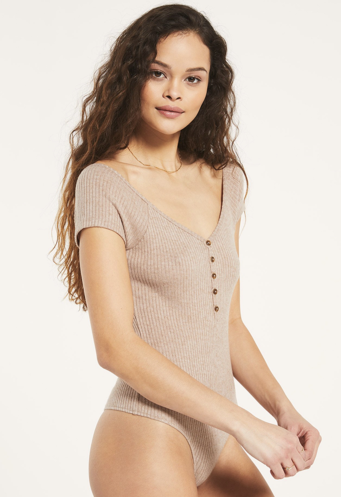Z Supply Bella Rib Body Suit