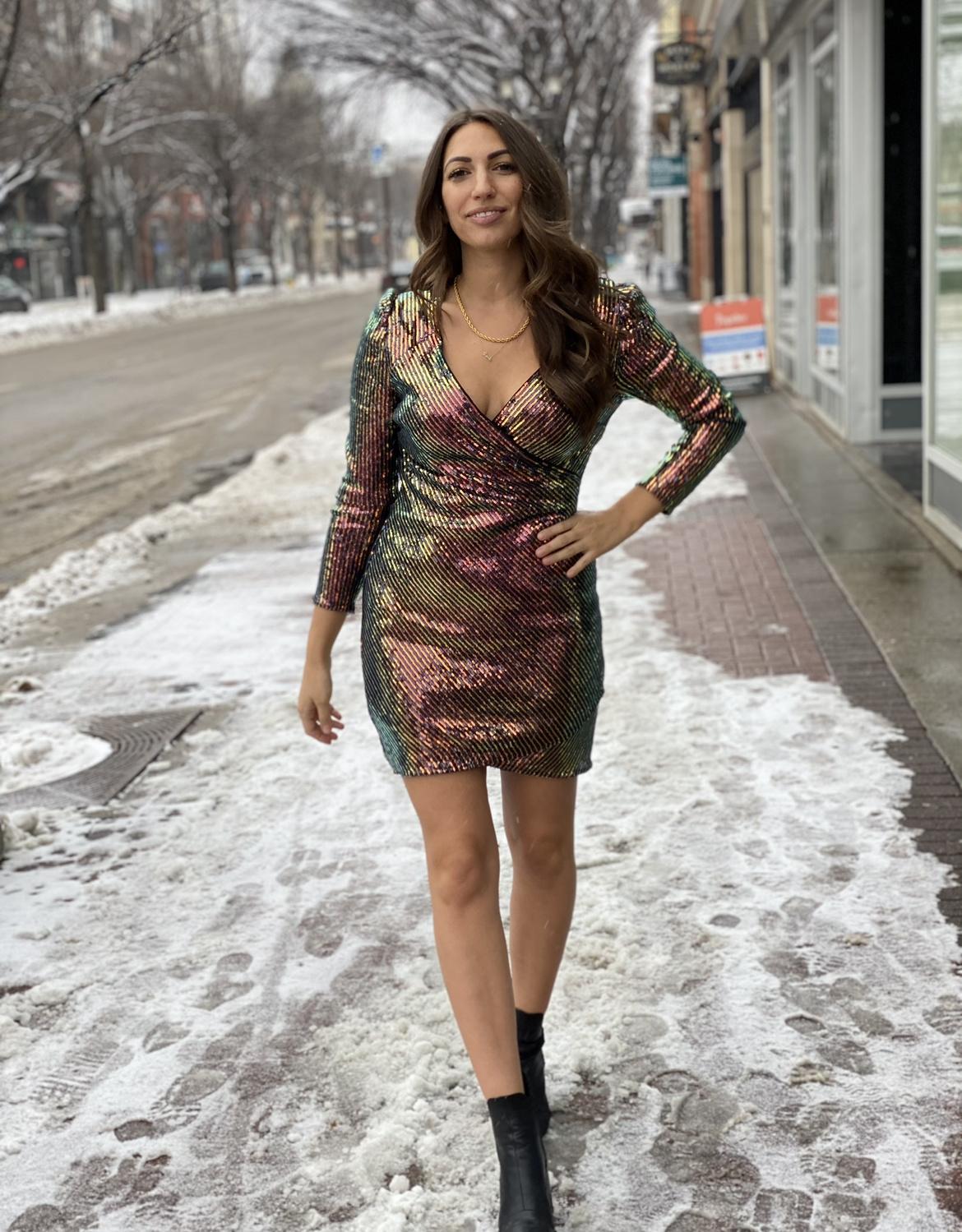 Molly Bracken Mira Dress