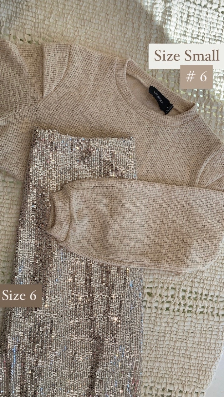 #6 - Austyn Sweater   + Josie Skirt