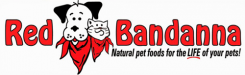 Red Bandanna Pet Food - All Natural Food for Dogs and Cats
