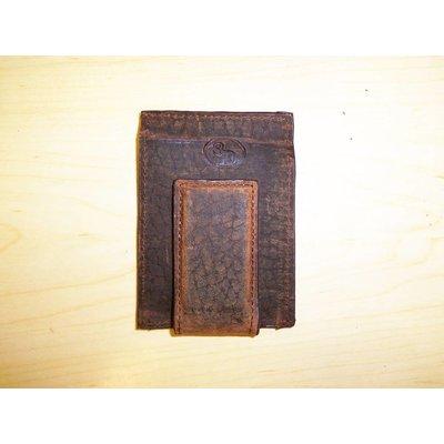 3D Front Money Clip Wallet W1124