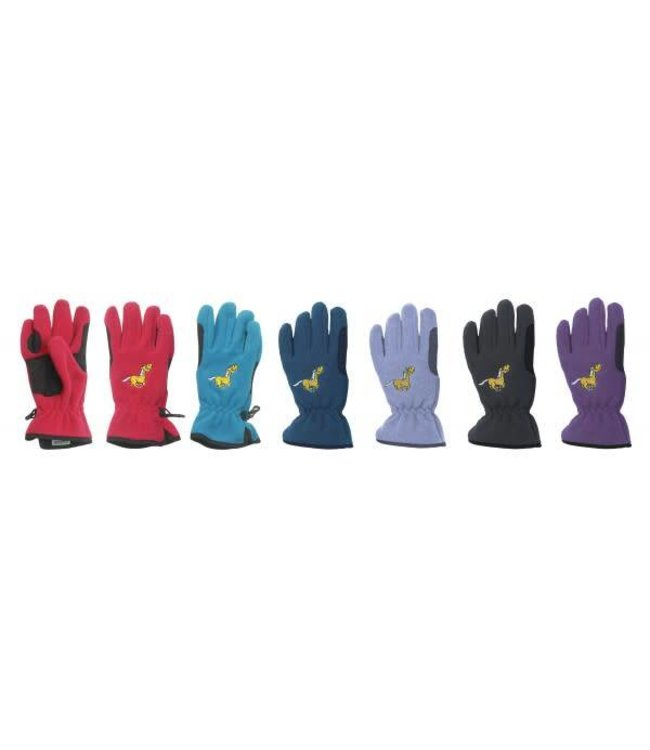 Equistar Childs Pony Fleece Glove
