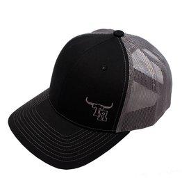 Cowboy Hardware Team Roper Logo Snapback Cap