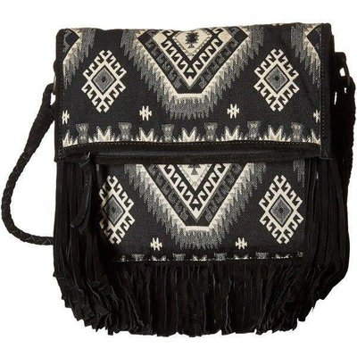 Scully Loretta Fringe Crossbody Handbag