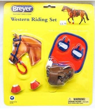 Breyer Riding Set
