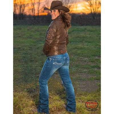 Cowgirl Tuff Inspire Jean