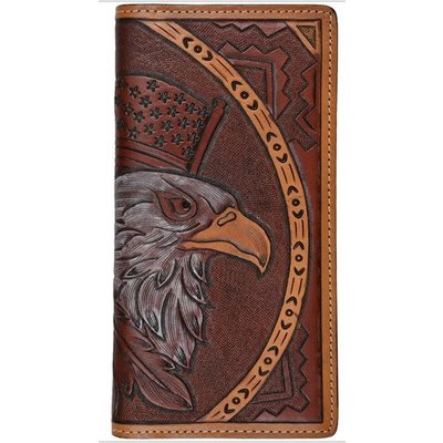 3D Eagle Western Rodeo Wallet - W755