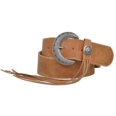 3D Brown Ladies' Fashion Belt - A3771