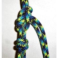 Diamond Royal Tack Hand Tied 4 Knot Rope Halter Average