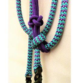 Rope Halter W/ Lead
