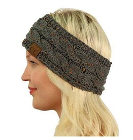 CC Confetti Fleece Lined Headband