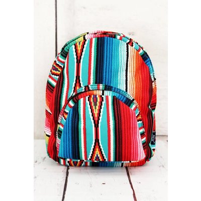 Mini Southwest Serape Backpack