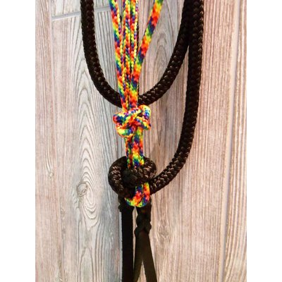 Diamond Royal Tack Premium Yacht Rope Halter & Lead