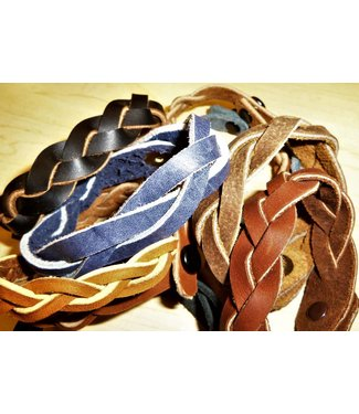 Beyond the Barn Leather Bracelets Assorted