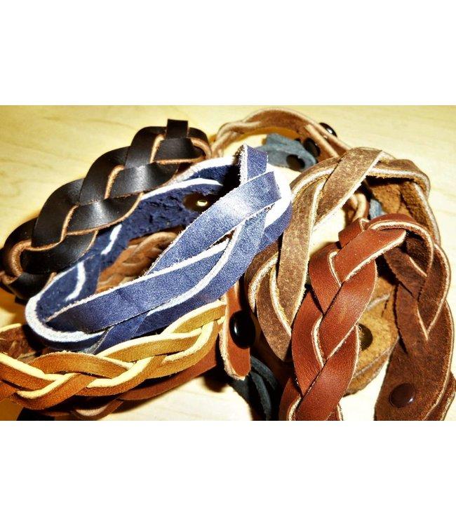 Leather Bracelets Assorted