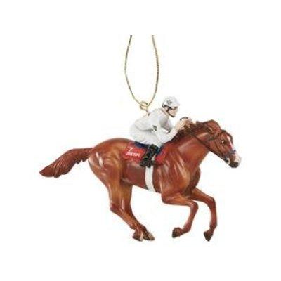 Breyer Plume Carousel Ornament