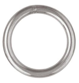 "SS 2"" Welded O Ring"