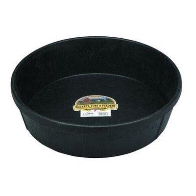 Rubber Feed Pan 3GAL
