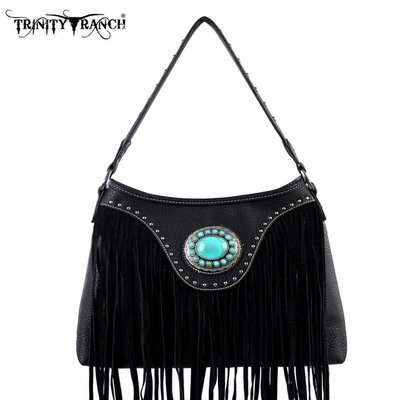 Trinity Ranch Fringe Handbag