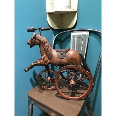 Vintage Look Horse Cart