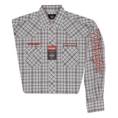 Wrangler Men's Logo Shirt MHS227M