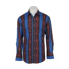 Wrangler Men's Checotah Print Shirt MC1242M
