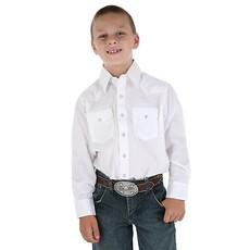 Wrangler Boy's Basic Shirt 206WAAL