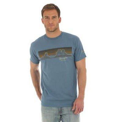 Wrangler Men's Graphic T-Shirt MVQ121B