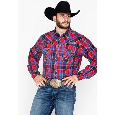 Wrangler Men's Rock 47 Shirt MRC361M