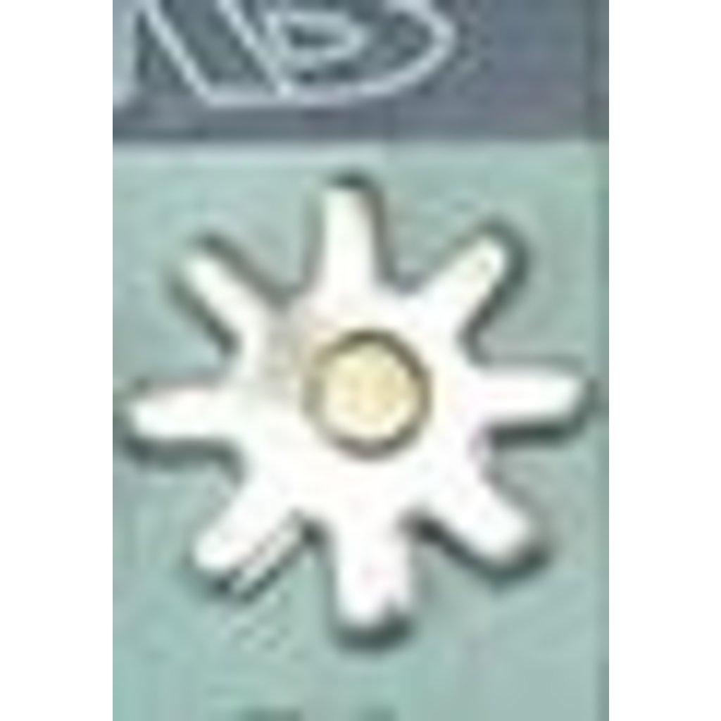 Stainless Steel Rowel Set w/ Pins