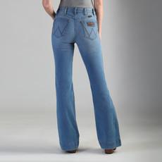 Wrangler Retro Trouser Jean High Rise Vintage 11MPEMW