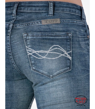 Cowgirl Tuff Barbed Wire Trouser