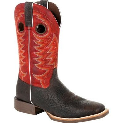 Durango Men's DDB0222 Dark Chestnut/Crimson