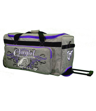 Cowboy Hardware Wheeled Gear Bag