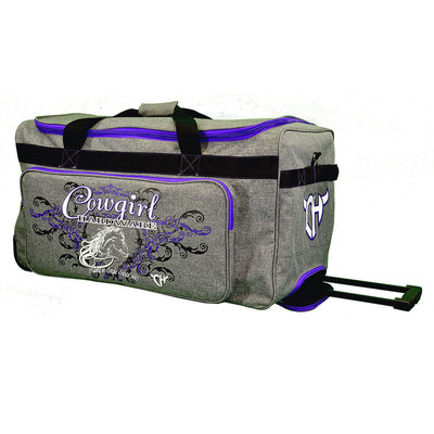 Cowboy Hardware Wheeled Gear Bag