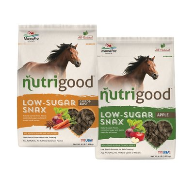 Nutrigood Low-sugar Snax 4lb